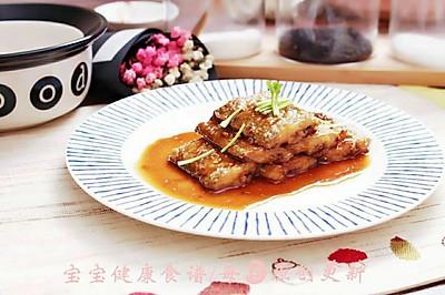 红烧刀鱼  宝宝健康食谱