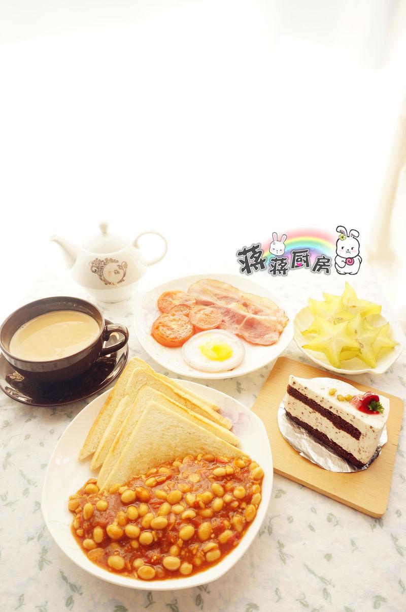英式早餐 Full English Breakfast