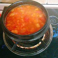 西红柿牛肉丸汤的做法图解4