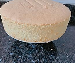 8寸蛋糕的做法