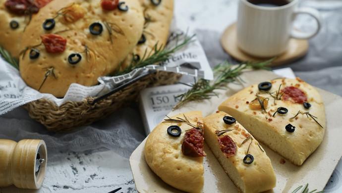 意大利低脂佛卡夏面包