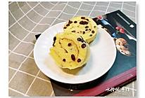 蜜豆蛋糕卷的做法