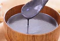 黑芝麻糊 宝宝辅食食谱的做法