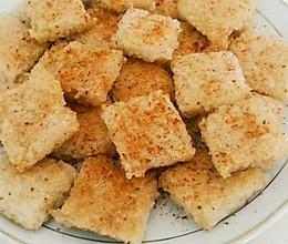 少油健康电饼铛大米锅巴的做法