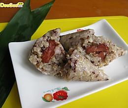 十米养生粽的做法