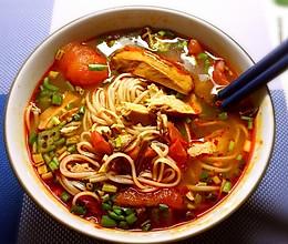 汤面的做法