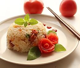 简单又好吃的蕃茄饭的做法