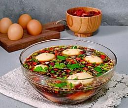 减脂餐❗️无敌好吃的韩式酱鸡蛋,好吃不胖