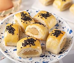 椰蓉酥:一口一个的美好小零食的做法