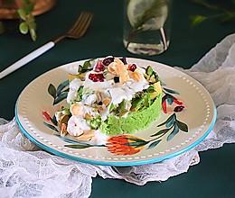 #精品菜谱挑战赛#坚果豌豆泥的做法