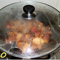 水萝卜烧肉的做法图解9
