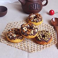 巧克力甜甜圈#美味烤箱菜,就等你来做!#的做法图解10