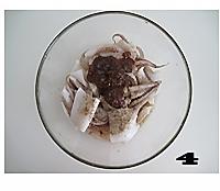 铁板鱿鱼的做法图解4