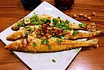 姜蒜沙丁鱼的做法