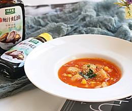 茄汁玉米龙利鱼的做法