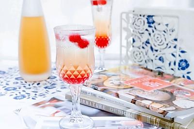 沁凉饮品——夏日美丽气泡水