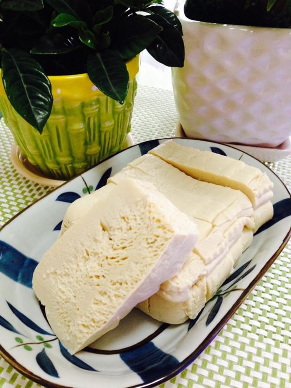 家常冻豆腐的做法