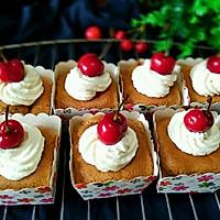 奶油巧克力纸杯蛋糕#博世红钻家厨#的做法图解11