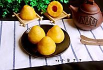 奶香玉米面窝窝头的做法
