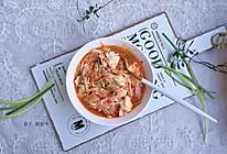 #洗手作羹汤#韩式泡菜豆腐汤|又辣又鲜美的做法