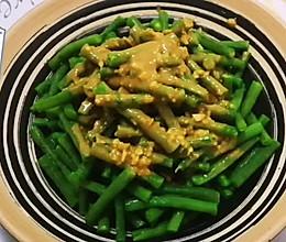 #营养小食光#最适合夏季吃的凉拌菜—麻酱豇豆的做法
