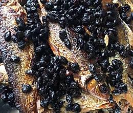自制豆豉罐头鲮鱼的做法