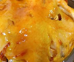 #换着花样吃早餐#奥尔良烤鸡的做法