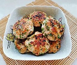 低脂又美味的鸡胸肉小饼的做法