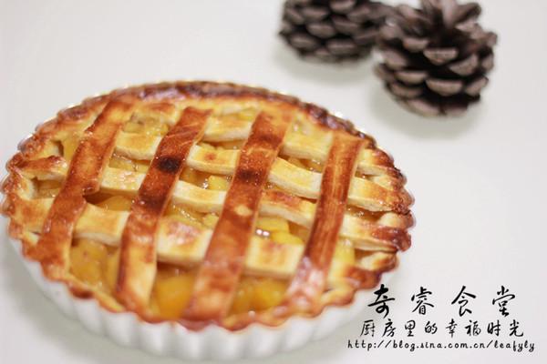幸福的味道--苹果派的做法