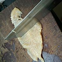 香酥黄金鸡排的做法图解3