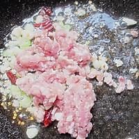 尖椒肉沫的做法图解4