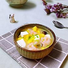 营养好吃的虾滑豆腐汤