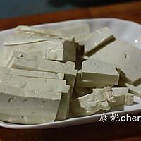 香煎豆腐#黑人牙膏一招制胜#的做法图解2