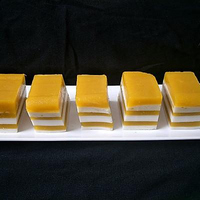芒果椰奶千层