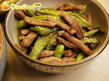 川椒牛柳——辣到销魂的做法