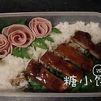 母亲节便当【红烧猪排饭】的做法图解11