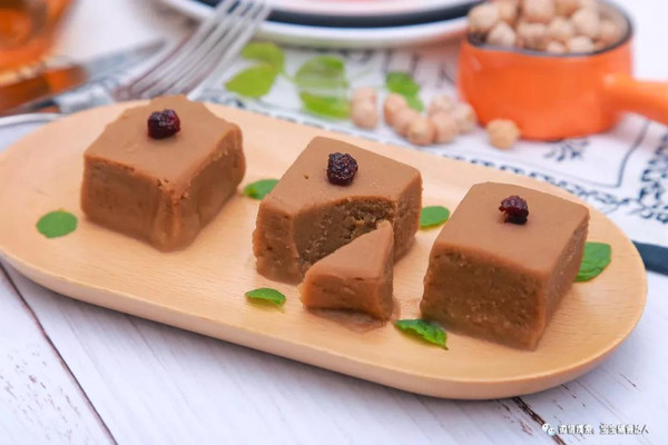 鹰嘴豆红枣黄 宝宝辅食食谱
