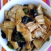减肥美食–––红烧木耳腐竹