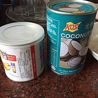 椰汁千层马蹄糕的做法图解1