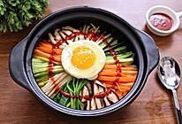 国民老公宋仲基说,他最爱吃石锅拌饭的女生。的做法