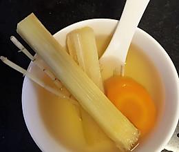 茅根甘蔗糖水的做法