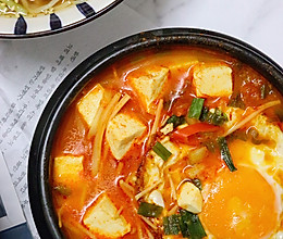 韩式泡菜汤:又到了重温1988的日子了!的做法