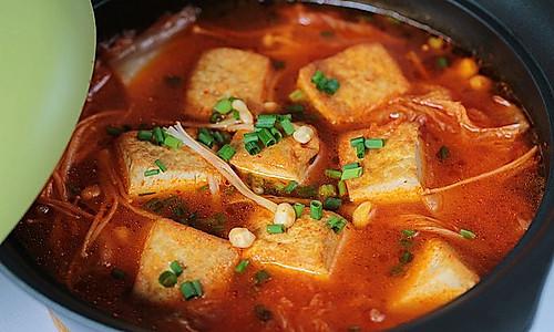 泡菜锅 的做法