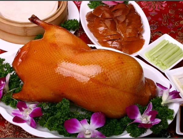 北京烤鸭的做法