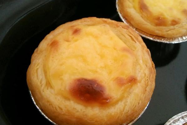 蛋挞(基础烘焙必学)的做法