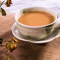 港式奶茶 美食台的做法图解4