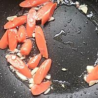 #秋天怎么吃#火腿肠炒面的做法图解7