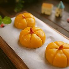 魔法南瓜饼|日食记
