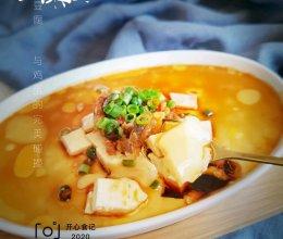 #换着花样吃早餐#嫩豆腐与鸡蛋的完美碰撞的做法