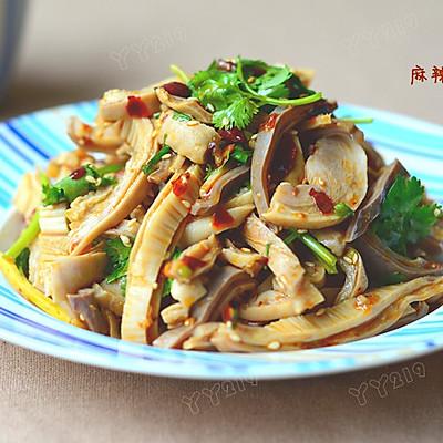【麻辣肚丝】——宜酒宜饭的凉菜